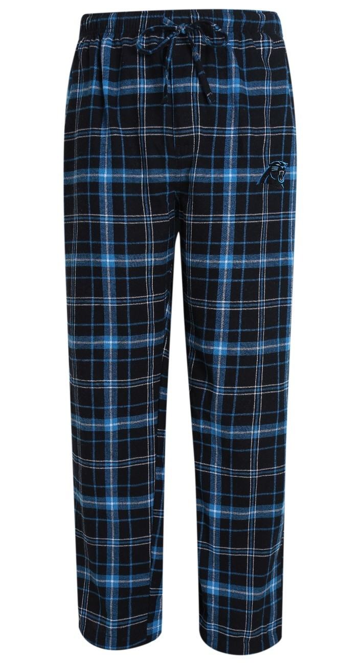 "Carolina Panthers NFL ""Ultimate"" Men's Flannel Pajama ..."