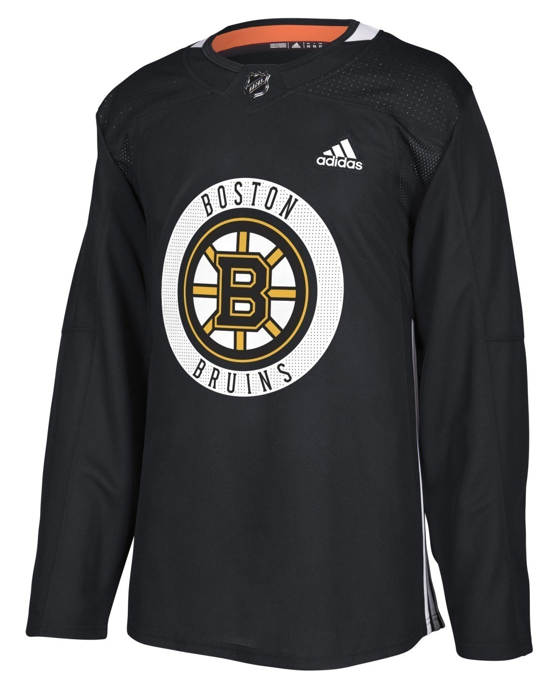 Boston Bruins Adidas NHL Men s Climalite Authentic Practice Jersey 6d663f74c