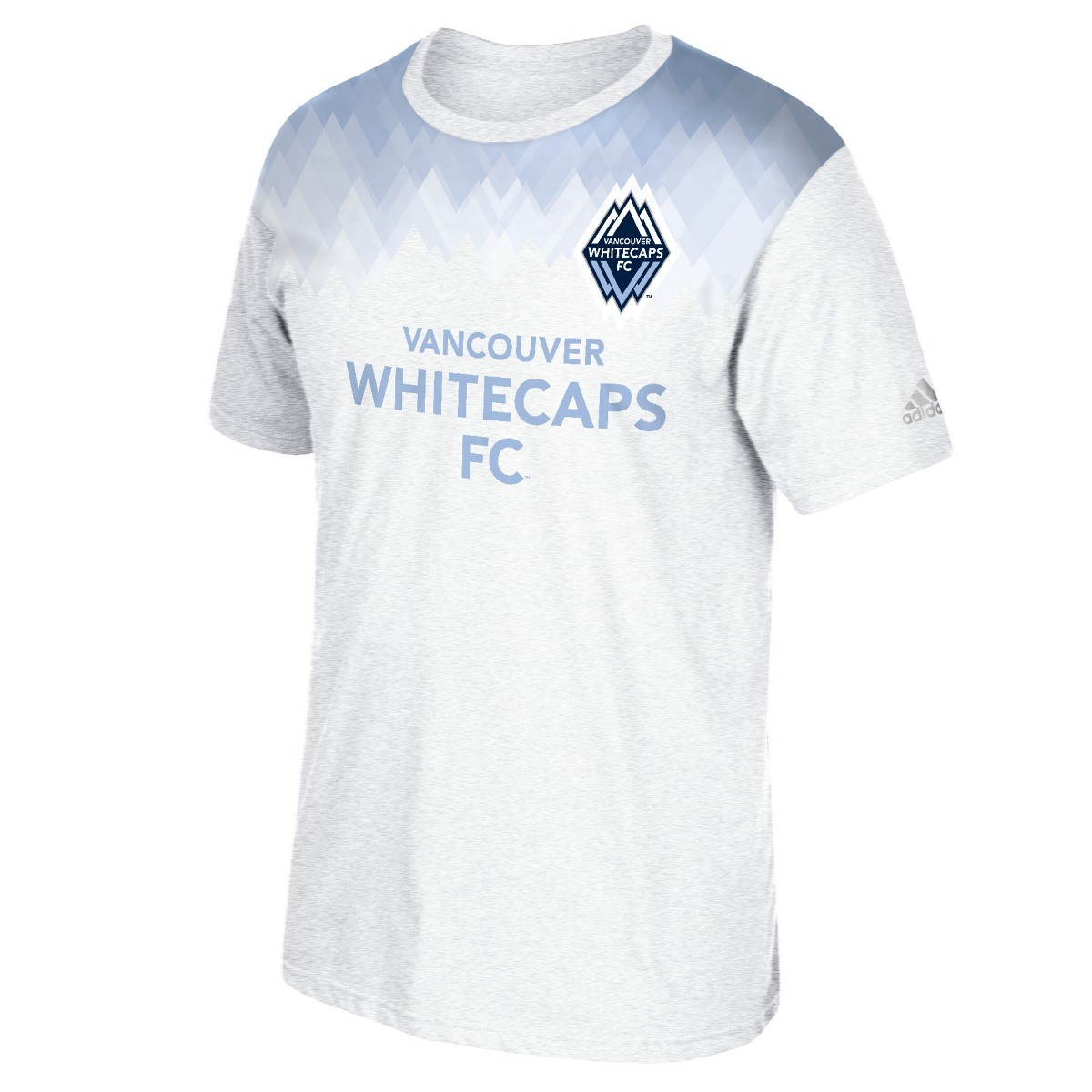 Vancouver whitecaps adidas mls performance men 39 s short for Vancouver t shirt printing
