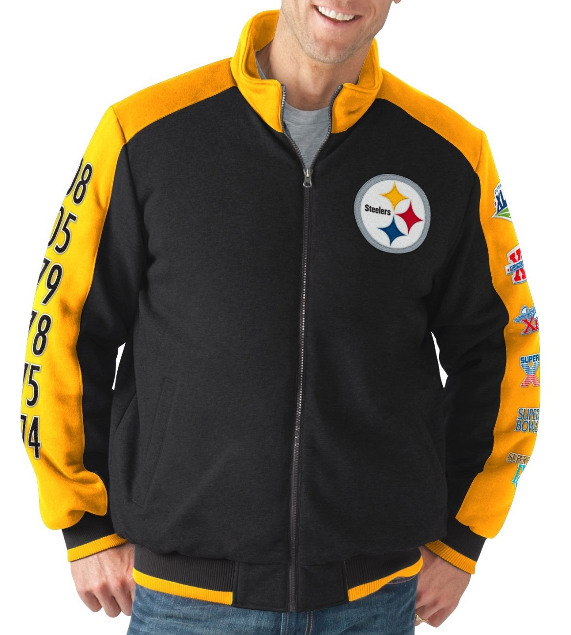 79dae8d9 Youth Steelers Varsity Jacket Related Keywords & Suggestions - Youth ...