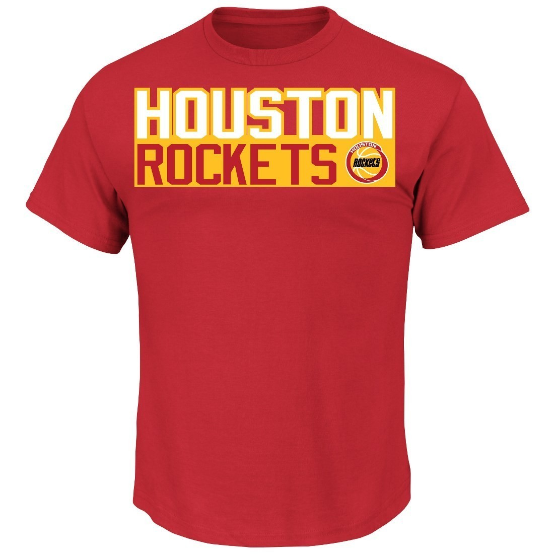 Hakeem Olajuwon Houston Rockets Majestic Nba Custom