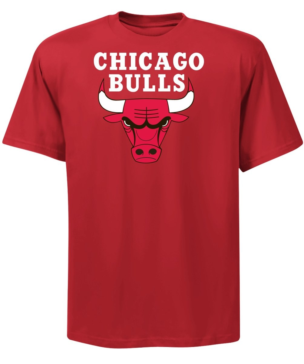 Majestic Derrick Rose Chicago Bulls Majestic NBA Player Red T-Shirt at Sears.com