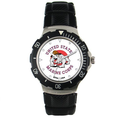 Military Mascot Marines Agent Series Watch
