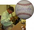 Dale Murphy Signed Official MLB