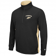 Purdue Boilermakers NCAA Charger 1/2 Zip Jacket - Black