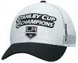 Los Angeles Kings NHL 2014 Stanley Cup Champions Reebok Adjustable Trucker Hat