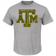 "Texas A&M Aggies Majestic NCAA ""Laid Out"" Men's T-Shirt"
