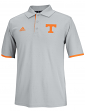 Tennessee Volunteers Adidas NCAA 2014 Sideline Coordinator Polo Shirt - Gray