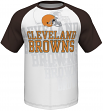 Cleveland Browns Majestic NFL Zone Blitz V Performance Shirt