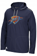 "Oklahoma City Thunder Adidas 2014 NBA ""Tip-Off"" Pullover Hooded Sweatshirt"