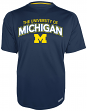"Michigan Wolverines Majestic NCAA ""Training 2"" Performance T-Shirt"
