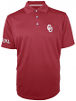 "Oklahoma Sooners Majestic NCAA ""Turnover"" Performance Polo Shirt - Red"