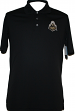 """Purdue Boilermakers Majestic NCAA """"Turnover"""" Performance Polo Shirt - Black"""