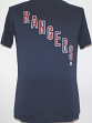 "New York Rangers Majestic NHL ""Vintage Logo"" Men's Premium T-Shirt"