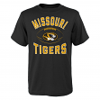 "Missouri Tigers NCAA ""Grid"" Short Sleeve Men's T-Shirt"