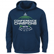 "Seattle Seahawks Majestic 2014 NFC Conference Champions ""Choice"" Sweatshirt"