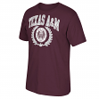 "Texas A&M Aggies Adidas NCAA ""Trefoil Laurel"" Tri-Blend Premium T-Shirt"