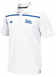UCLA Bruins Adidas NCAA 2015 Sideline Climalite Coaches Polo - White