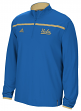 UCLA Bruins Adidas 2015 Sideline Climalite Long Sleeve 1/4 Zip Shirt