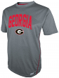 "Georgia Bulldogs Majestic NCAA ""Big Man"" Short Sleeve Performance Shirt"