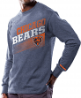 "Chicago Bears Majestic NFL ""Shed Blockers"" Long Sleeve Men's T-Shirt"