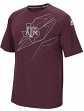 "Texas A&M Aggies Adidas NCAA ""Volume"" Climalite Performance S/S Shirt"