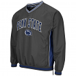 """Penn State Nittany Lions NCAA """"Fair Catch"""" Pullover Men's Jacket - Charcoal"""