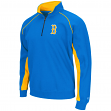 "UCLA Bruins NCAA ""At the Crest"" 1/4 Zip Pullover Men's Sweatshirt"