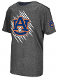 "Auburn Tigers NCAA ""Position"" Poly Charcoal Youth T-Shirt"
