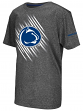 "Penn State Nittany Lions NCAA ""Position"" Poly Charcoal Youth T-Shirt"