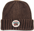 Vancouver Grizzlies Mitchell & Ness NBA Hardwood Classics Ribbed Cuff Knit Hat