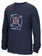"Chicago Fire Adidas MLS ""Prime Time II"" Long Sleeve T-Shirt"