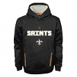 """New Orleans Saints Youth NFL """"Shadow"""" Pullover Hooded Sweatshirt"""