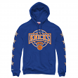 """New York Knicks Mitchell & Ness NBA """"To The Wire"""" Pullover Hooded Sweatshirt"""