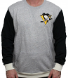 "Pittsburgh Penguins Mitchell & Ness NHL ""Team to Beat"" Premium Crew Sweatshirt"