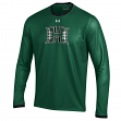 "Hawaii Warriors Under Armour NCAA ""Huddle Up"" Performance Sideline L/S Shirt"