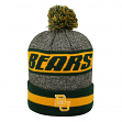 "Baylor Bears NCAA Top of the World ""Cumulus"" Striped Cuffed Knit Hat"