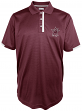 "Texas A&M Aggies Majestic NCAA ""1st Down"" Performance Polo Shirt"