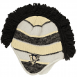 "Pittsburgh Penguins Reebok NHL 2015 ""Face-Off"" Spiked Mohawk Knit Hat"