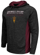 "Arizona State Sun Devils NCAA ""Sleet"" Pullover Men's Hooded Jacket"