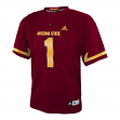 Arizona State Sun Devils Adidas NCAA # 1 Youth Replica Football Jersey