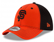 San Francisco Giants New Era MLB 39THIRTY Team Front Neo Flex Fit Hat