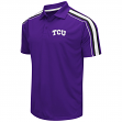 "TCU Horned Frogs NCAA ""Admiral"" Men's Performance Polo Shirt"