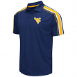 "West Virginia Mountaineers NCAA ""Admiral"" Men's Performance Polo Shirt"