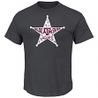 "Texas A&M Aggies Majestic NCAA ""Far Beyond"" Short Sleeve Men's T-Shirt"