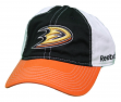 Anaheim Ducks Reebok NHL Garment Washed Slouch Adjustable Hat