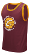 "Cleveland Cavaliers Adidas NBA ""Originals"" Men's Mesh Tank Top T-Shirt"