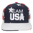 "Team USA Olympic Games ""Stars & Stripes"" Adjustable Snap Back Hat"
