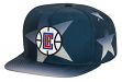 """Los Angeles Clippers Mitchell & Ness NBA """"Award Ceremony"""" Snap Back Hat"""