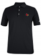 "Louisville Cardinals Adidas NCAA ""Pure Motion"" Climalite Polo Shirt - Black"